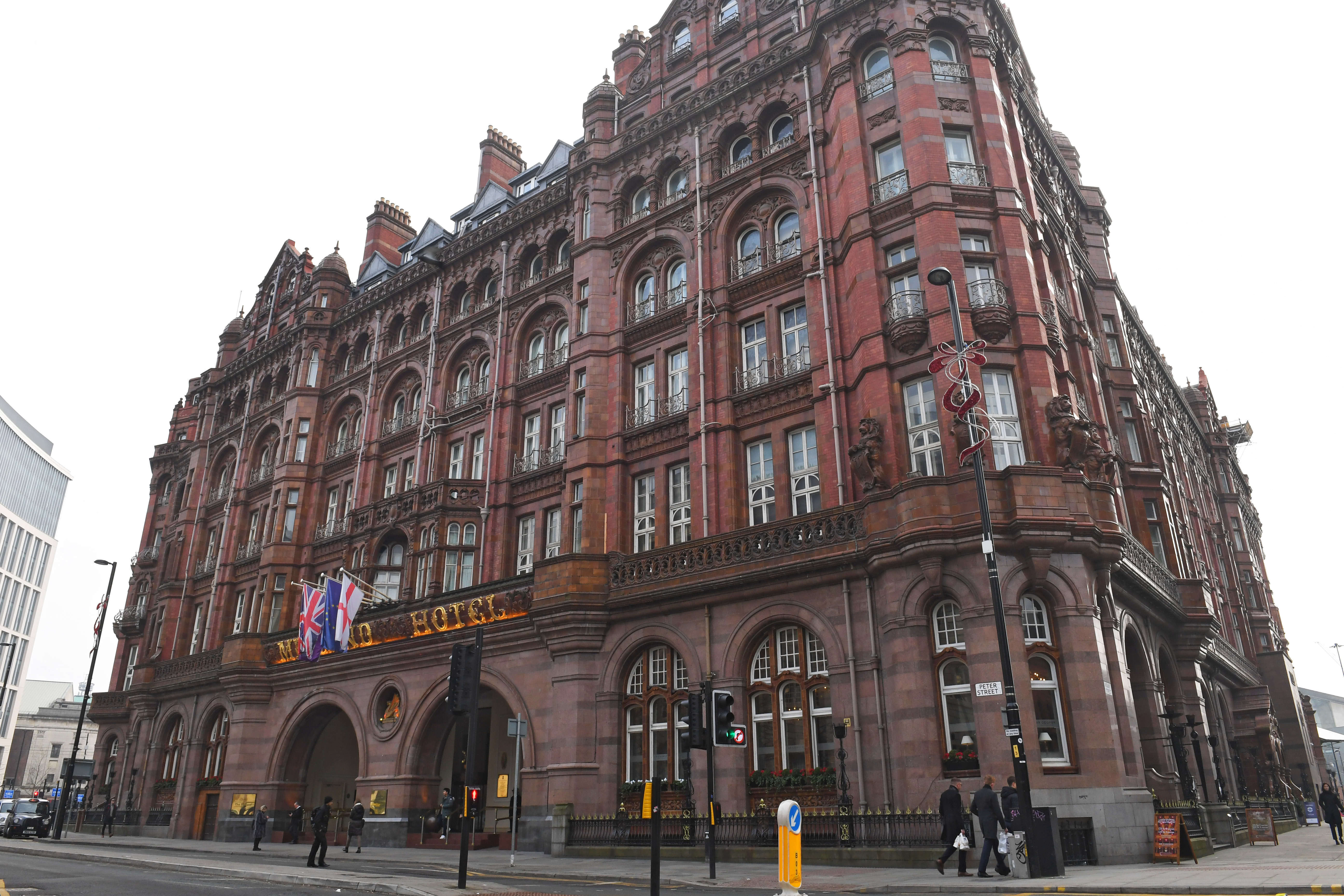 Midlands Hotel, Manchester