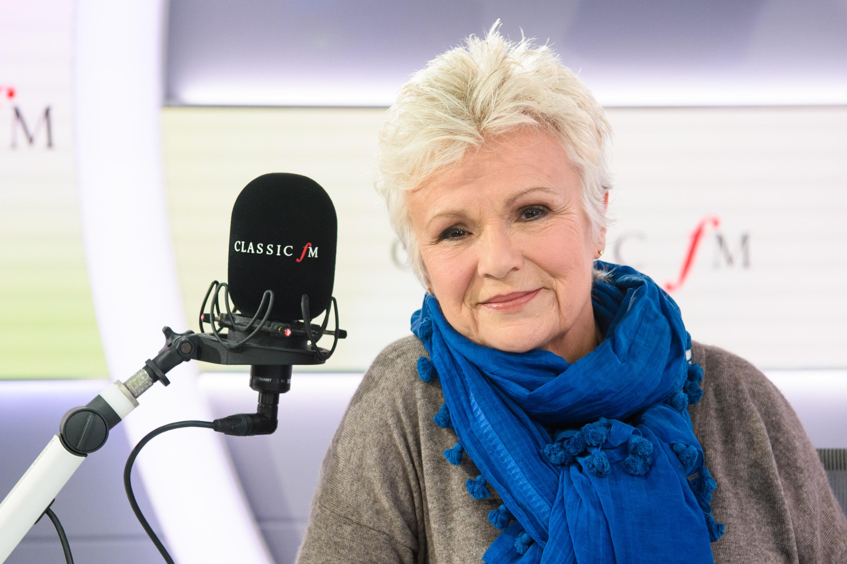 Julie Walters Classic FM