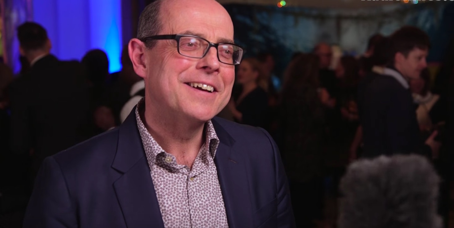 Nick Robinson Covers Party grab, BD