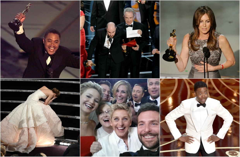 Oscars Best Moments
