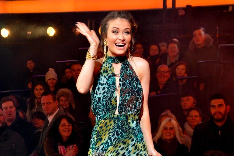 Jess Impiazzi leaves Celebrity Big Brother 2018