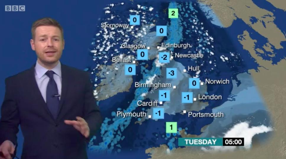 BBC Weather (BBC screenshot, EH)