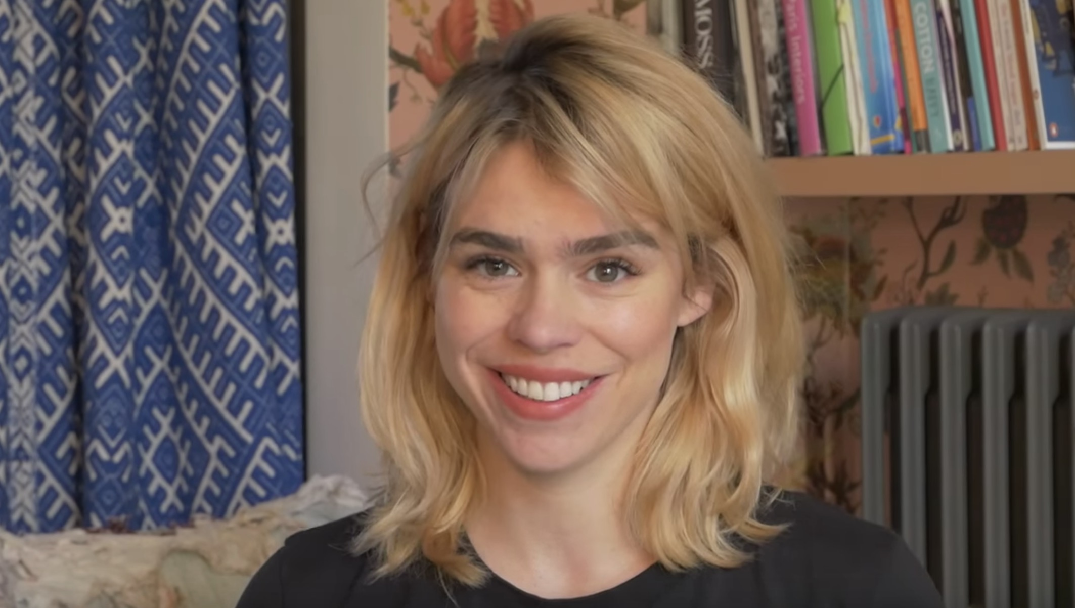 Billie Piper Yerma tickets competition (YouTube, JG)
