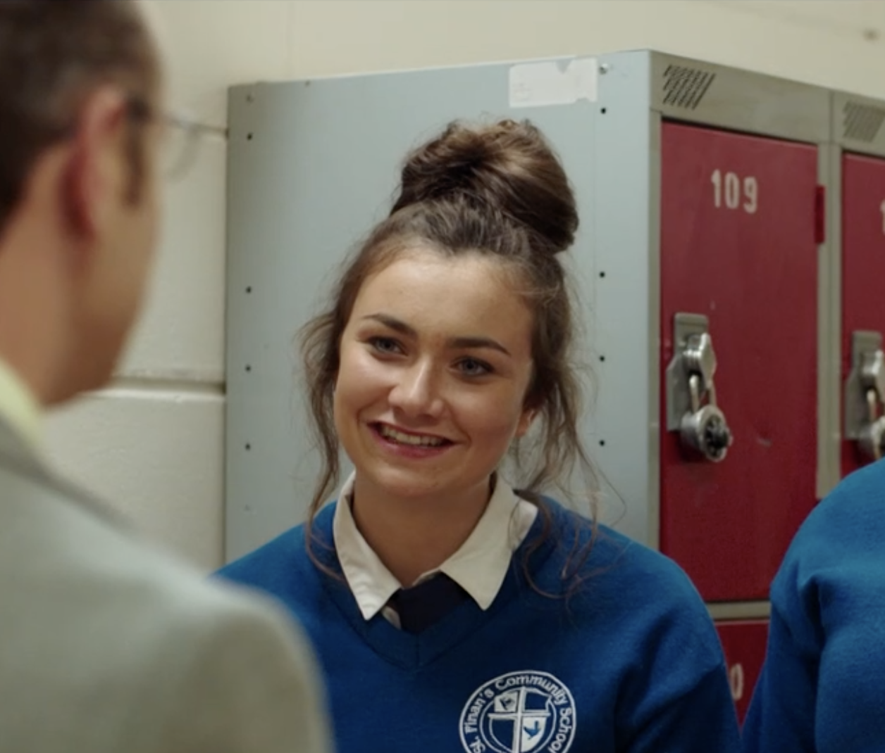 Young Offenders Jennifer Barry is Siobhan Walsh