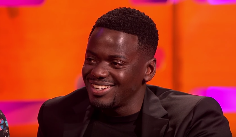 Daniel Kaluuya on Graham Norton