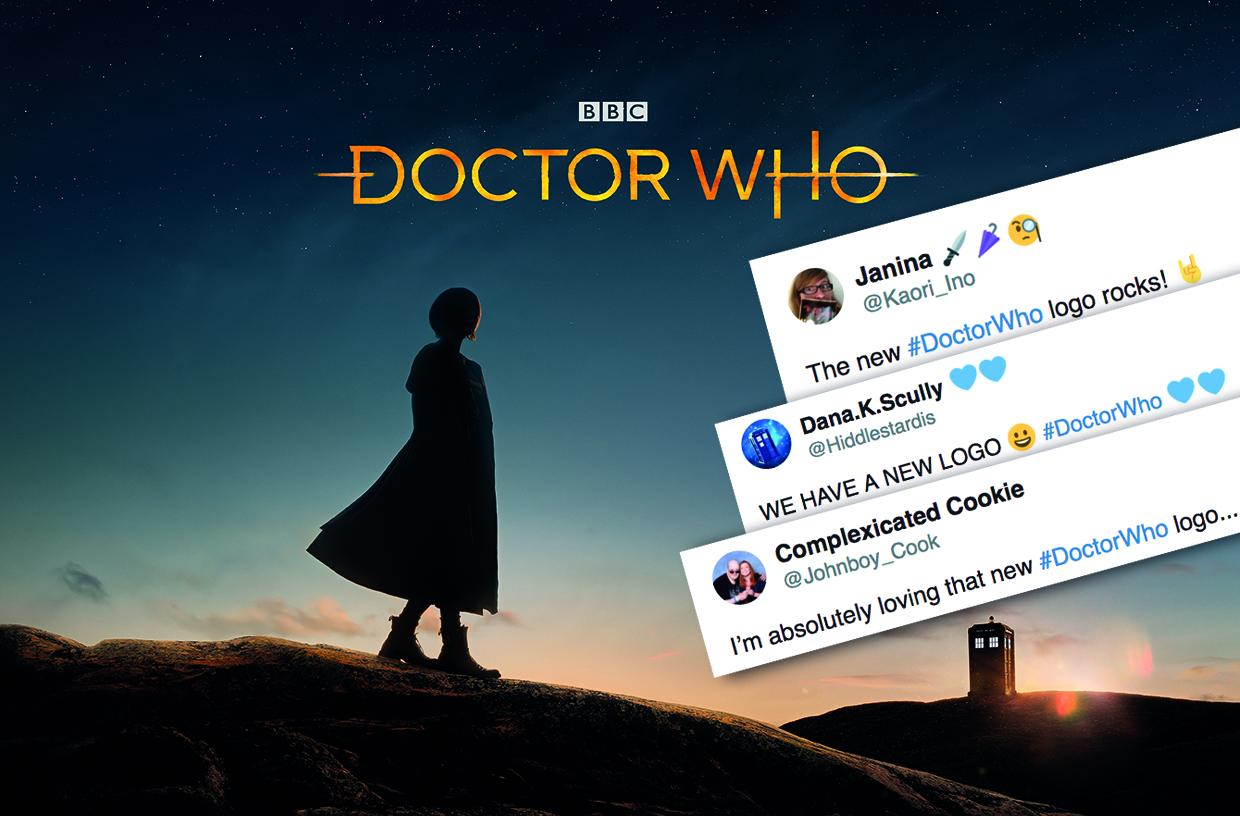 Doctor Who Logo Reviewed By Fans