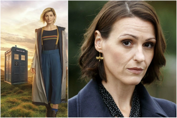Doctor Who and Doctor Foster