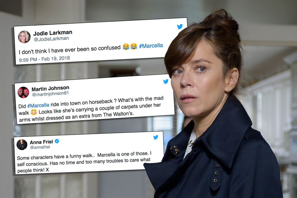 ITV, Twitter, TL