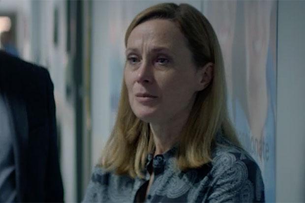 Natasha Little in Silent Witness, BBC, SL