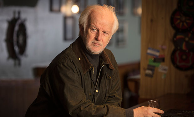 Sean McGinley in Shetland, BBC Pictures, SL
