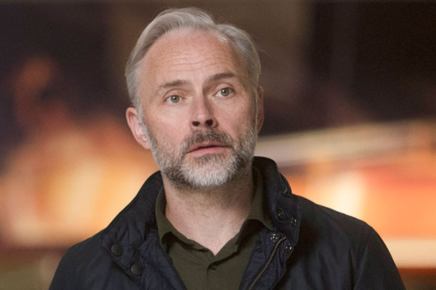 Mark Bonnar in Shetland, BBC Pictures, SL