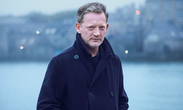 Douglass Henshall in Shetland, BBC Pictures, SL