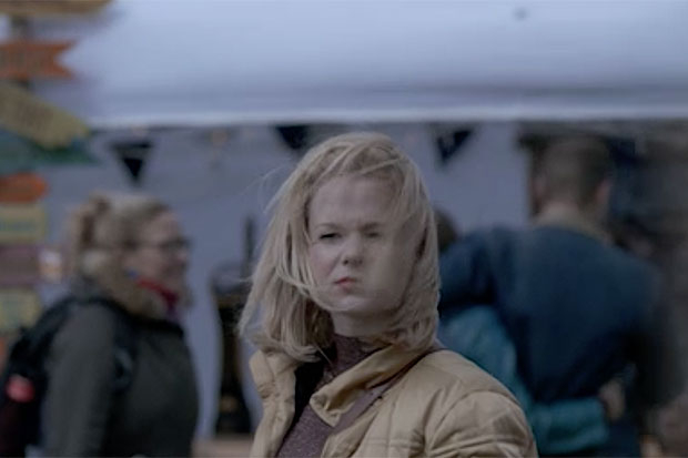 Amy Lennox in Shetland, BBC Pictures, SL