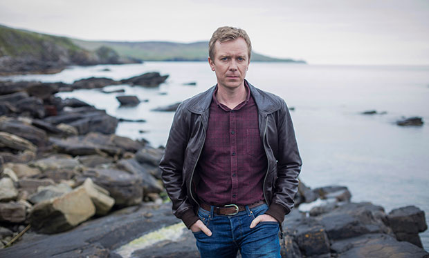 Steven Robertson in Shetland, BBC Pictures, SL