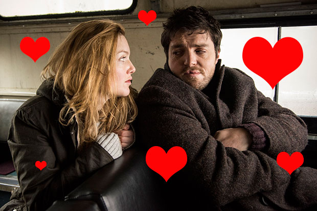 Holliday Grainger and Tom Burke, BBC Pictures, SL
