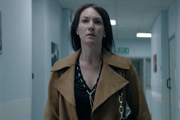 Tanya Franks in Silent Witness, BBC, SL
