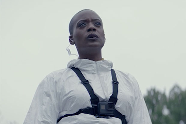 T'Nia Miller in Silent Witness, BBC, SL