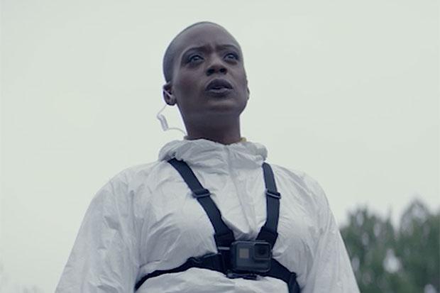 T'Nia Miller in Silent Witness, BBC, SL