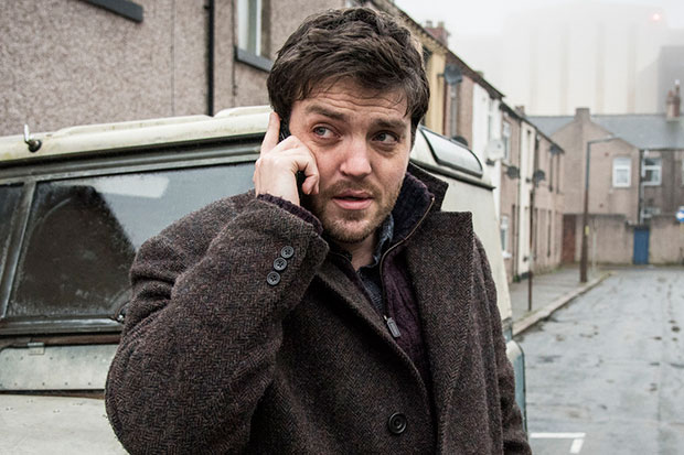 Tom Burke in Strike, BBC Pictures, SL