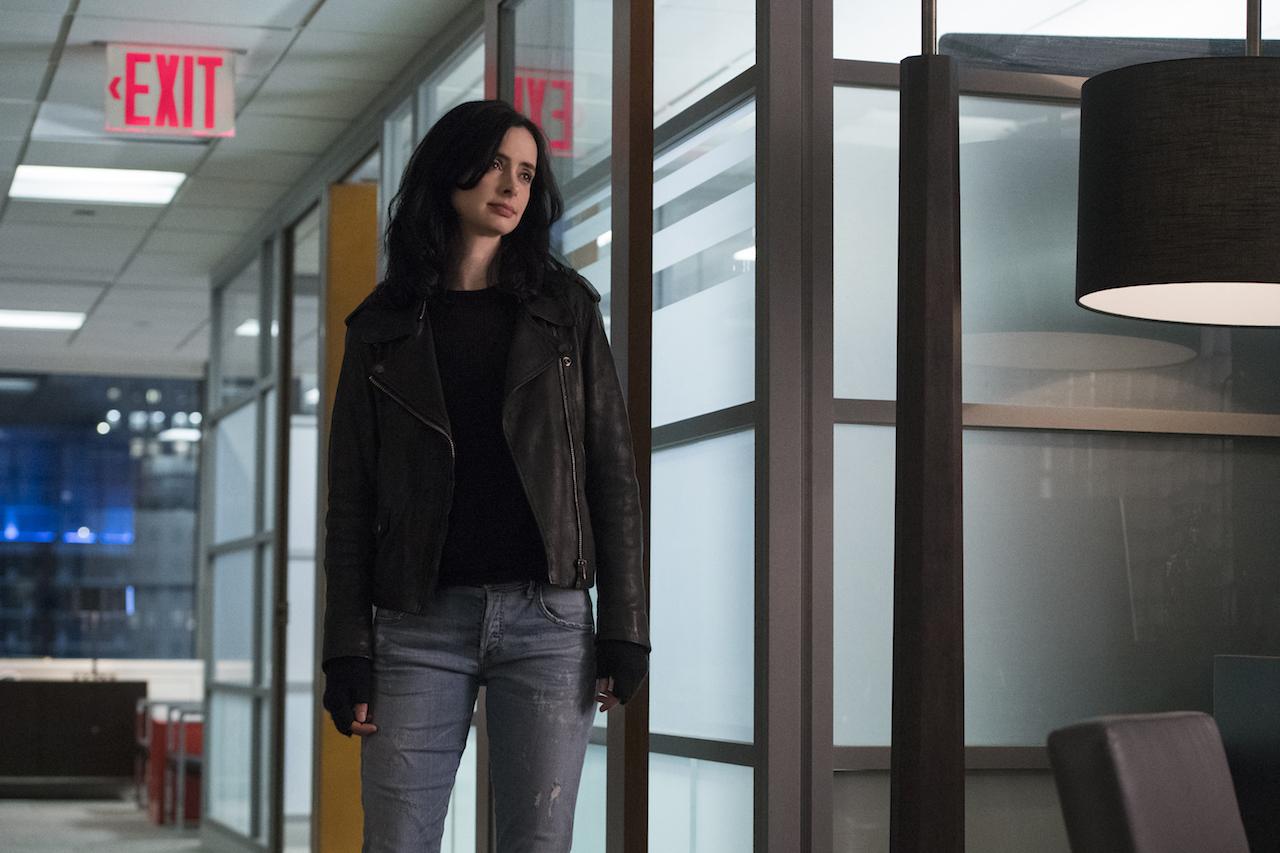 Krysten Ritter in Marvel's Jessica Jones season 2 (Netflix, JG)