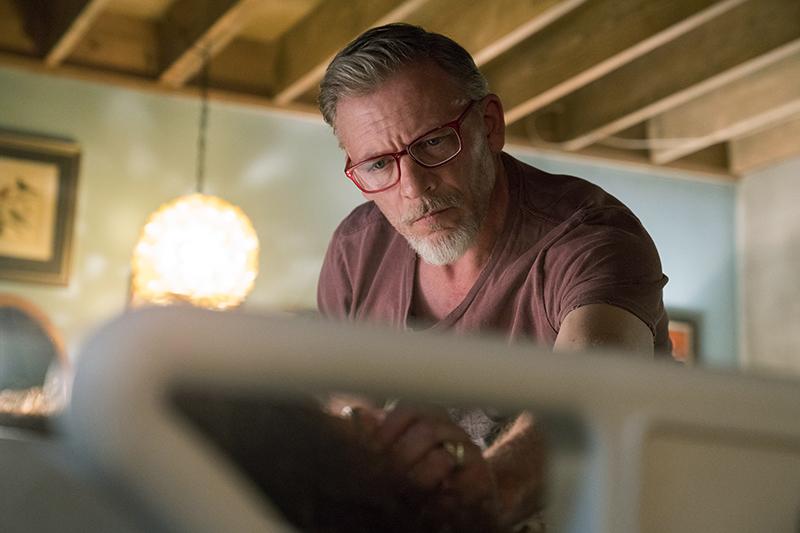 Callum Keith Rennie as Karl Malus in Marvel's Jessica Jones (Netflix, HF)