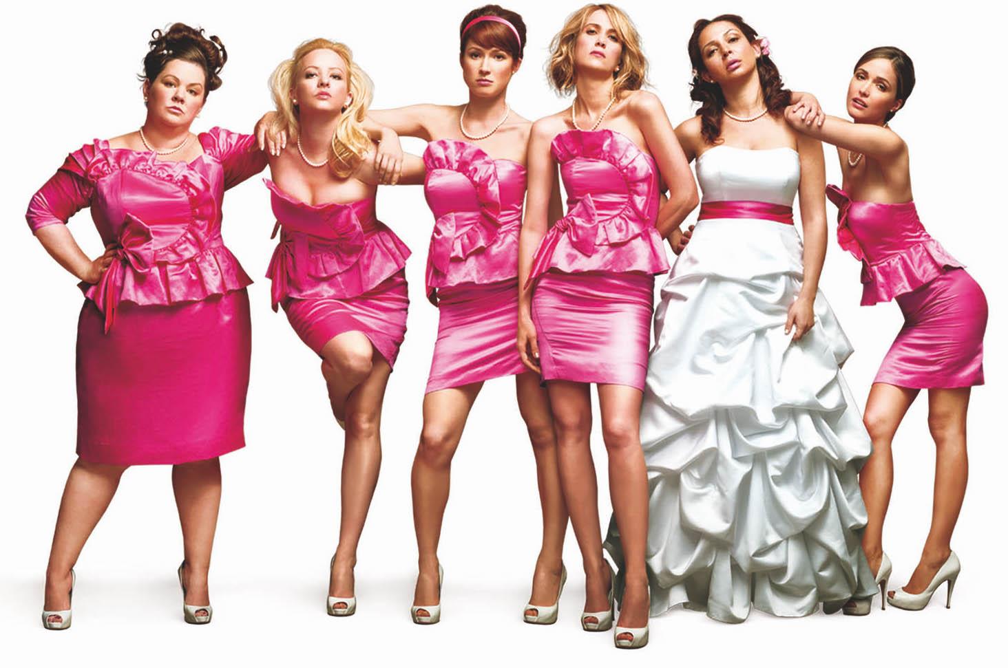 Bridesmaids © Universal