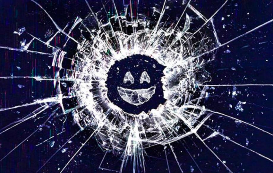 Black Mirror logo (Netflix, HF)