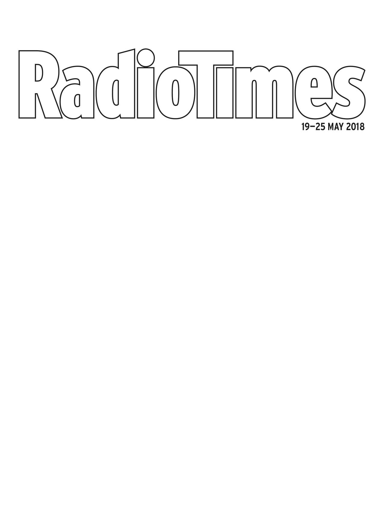 Royal Wedding: design Prince Harry and Meghan Markle\'s Radio Times ...