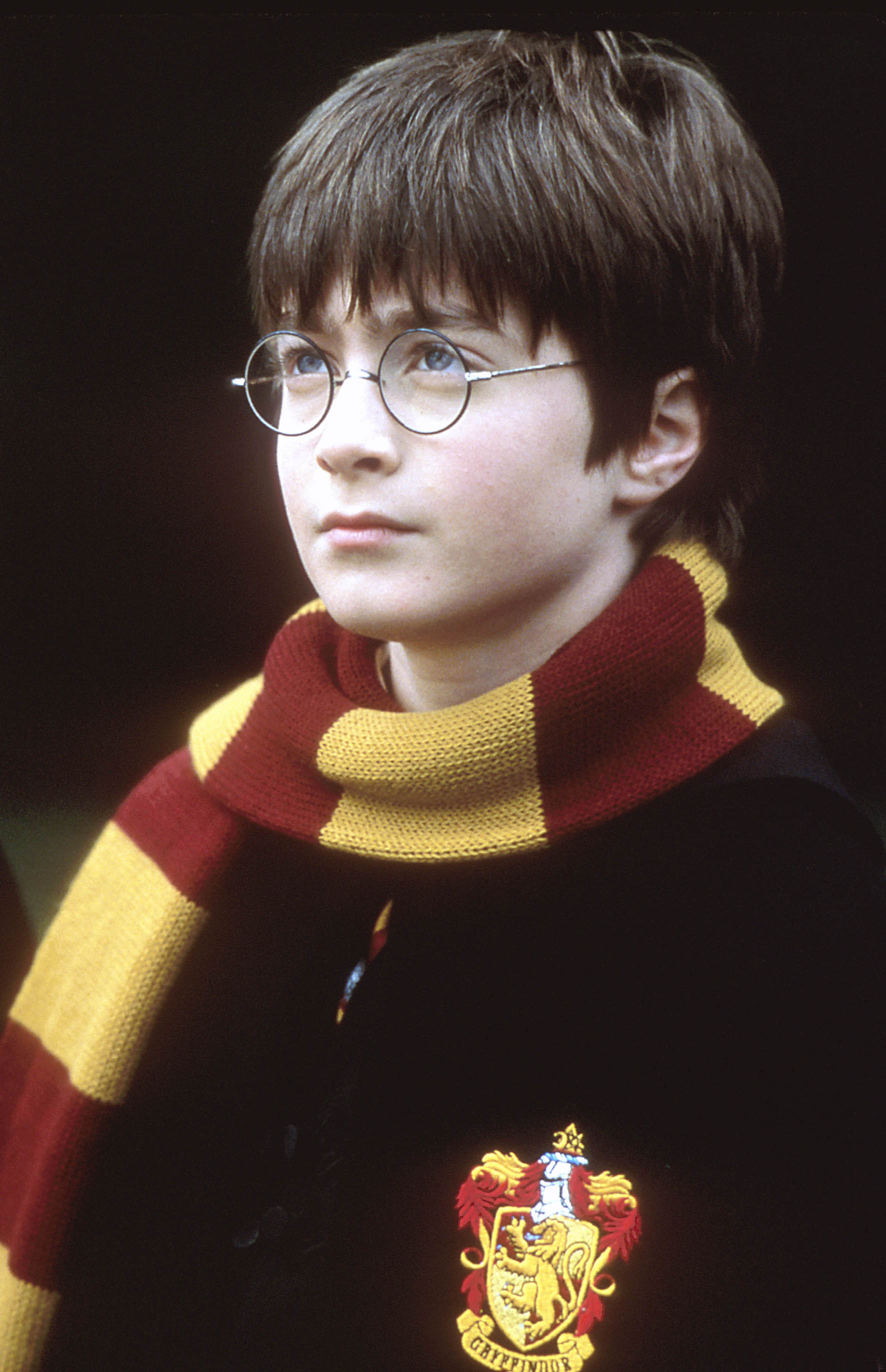Harry Potter And The Philosopher's StoneDaniel Radcliffe© Warner Brothers International Television Sky pics