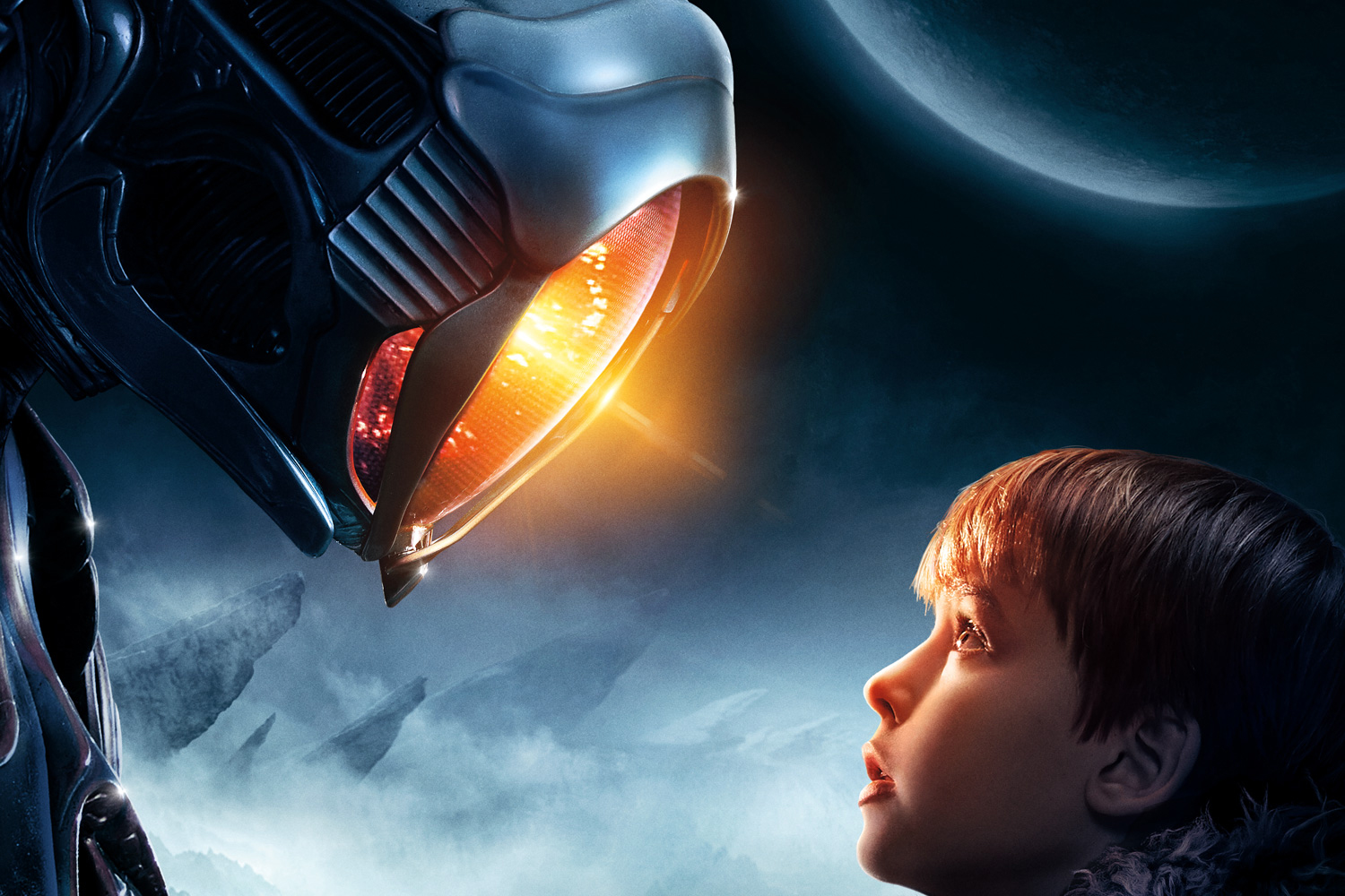 Lost in Space Netflix 1st FULL trailer revealed: watch ...