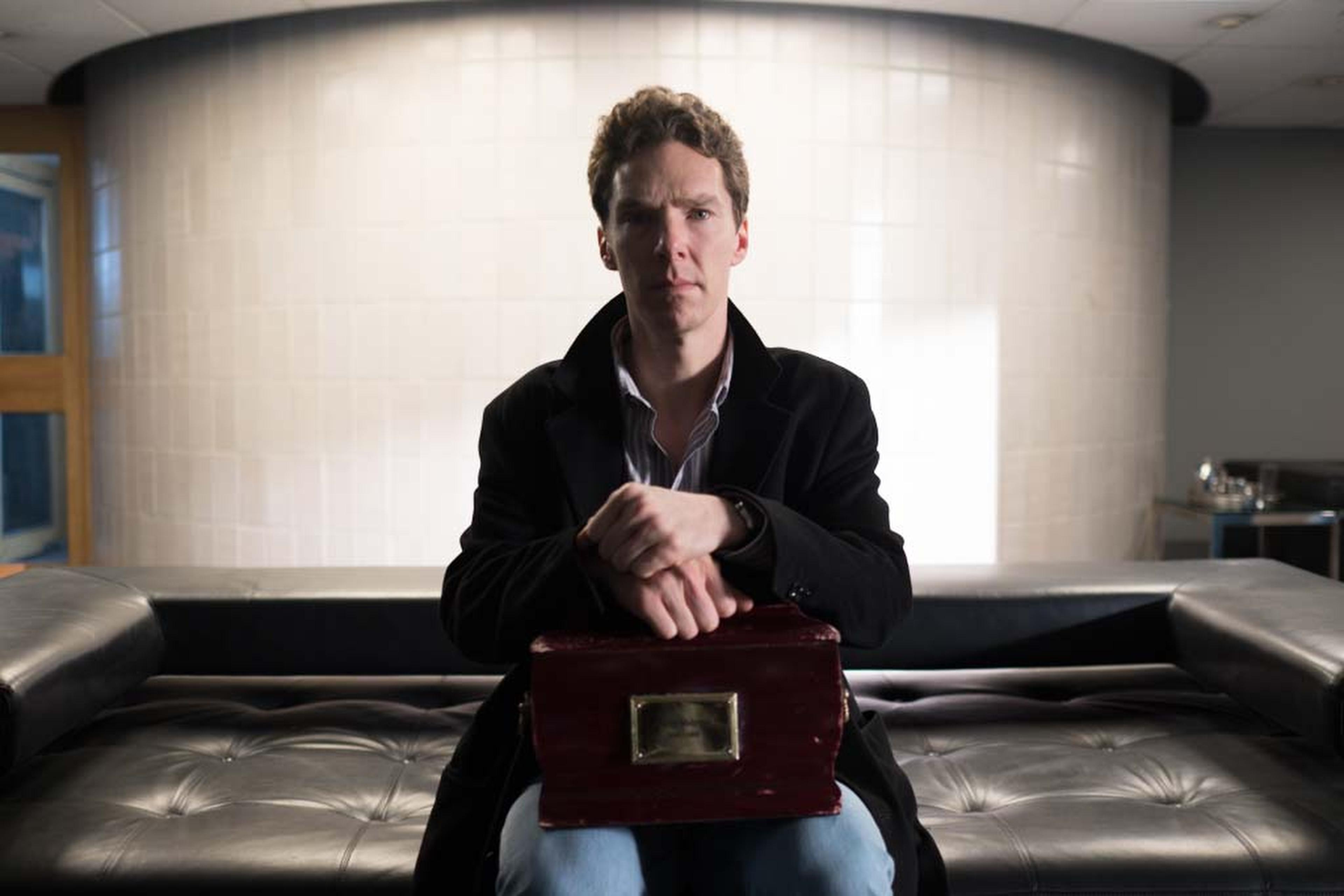 Benedict Cumberbatch in new Sky Atlantic drama Melrose (Sky, JG)
