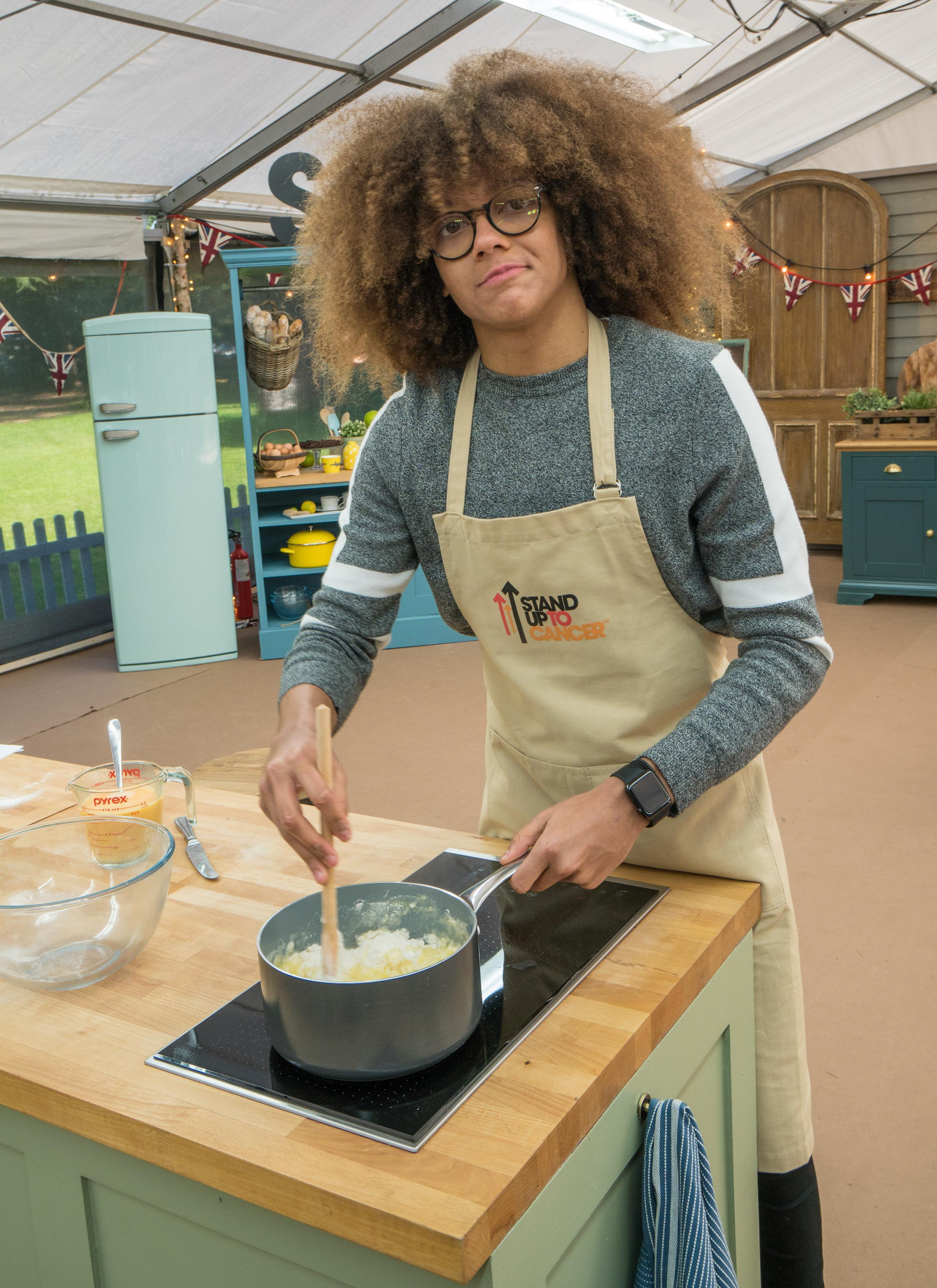 THE GREAT BRITISH BAKE OFF CELEBRITY SPECIAL