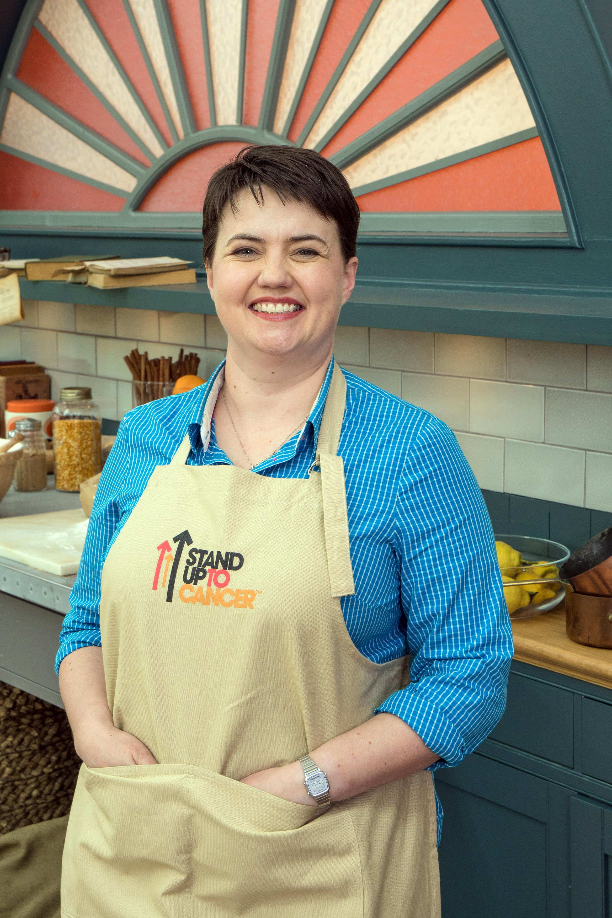 Ruth Davidson, The Great British Bake Off Celebrity Special (Channel 4, EH)