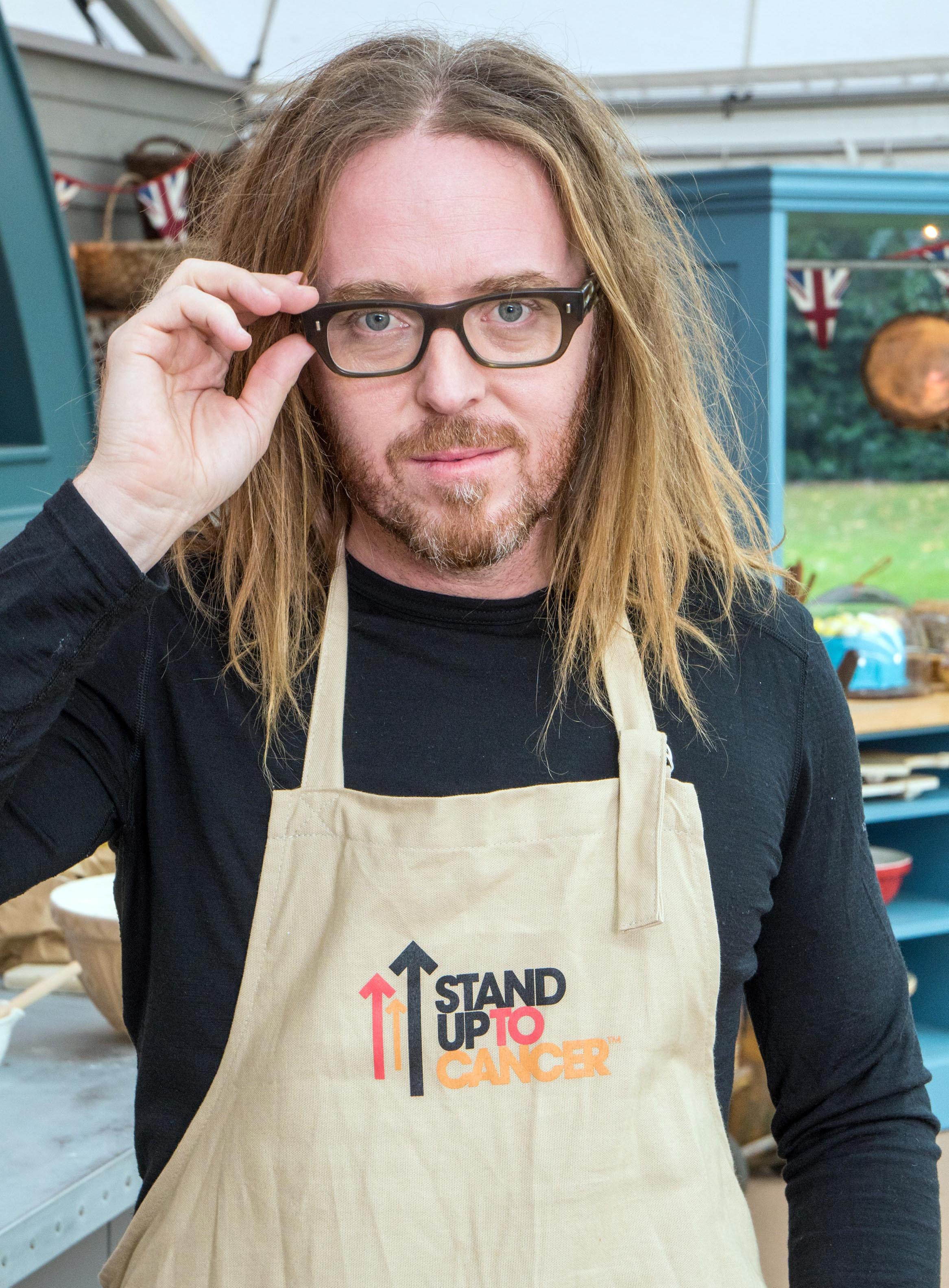 Tim Minchin, The Great British Bake Off Celebrity Special (Channel 4, EH)