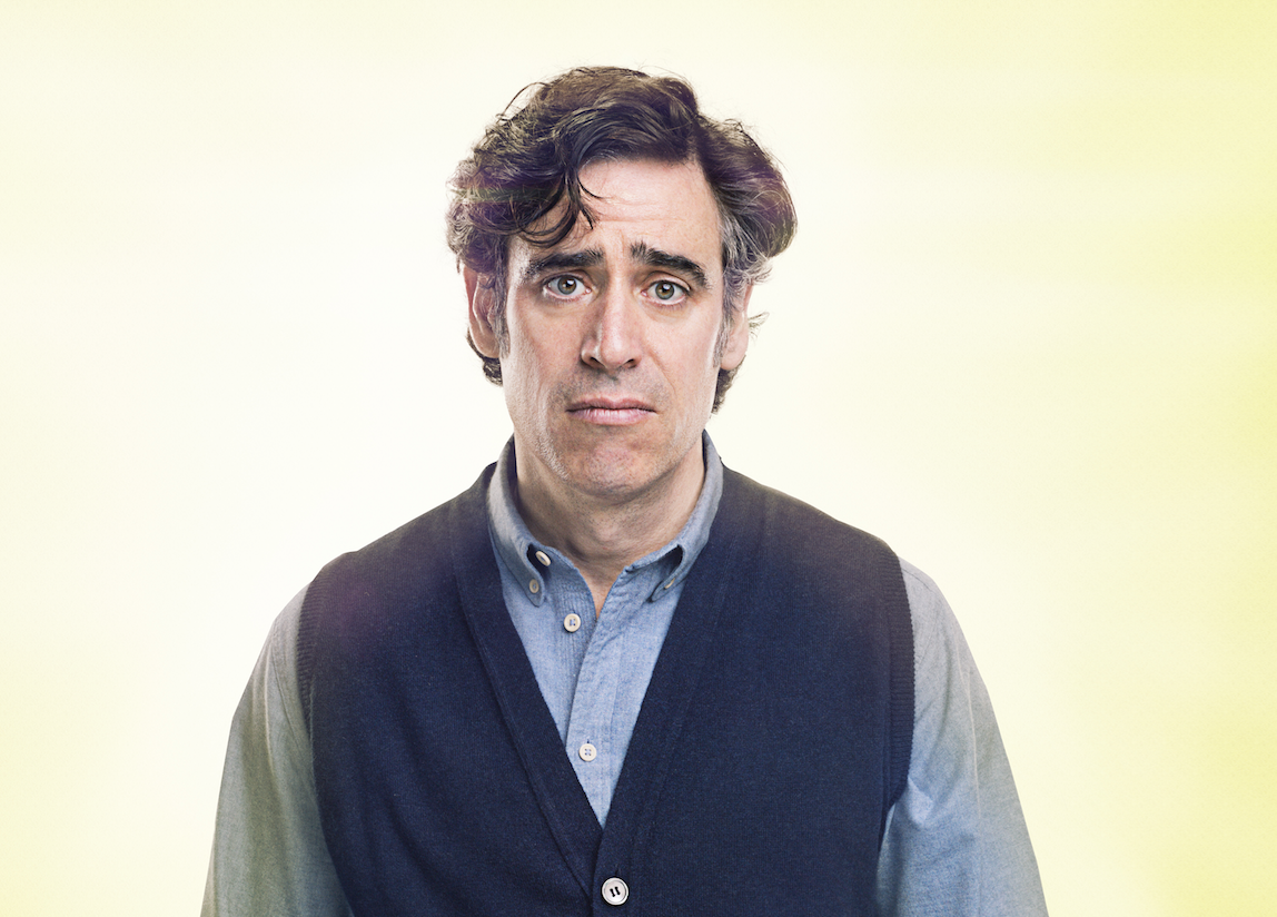 Stephen Mangan, Bliss (Sky, EH)