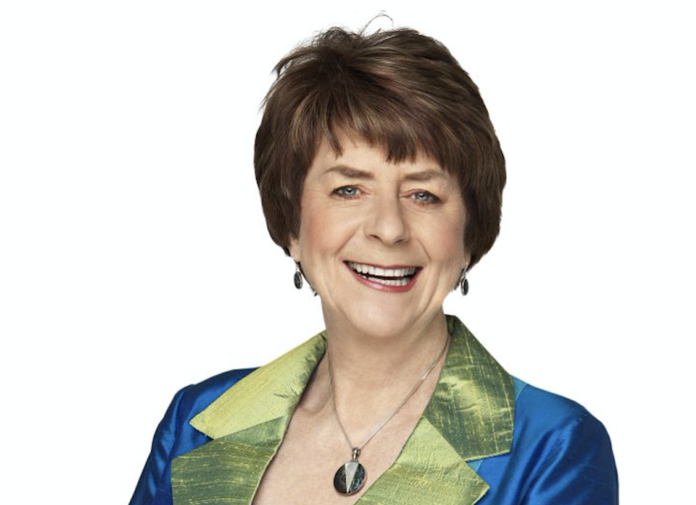 Pam Ayres (Trevor Leighton from mag, EH)