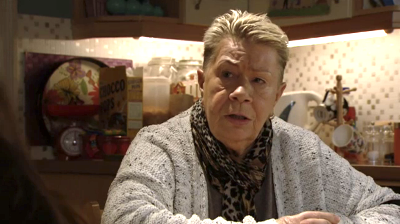 EastEnders spoilers: Kat returns as Big Mo reveals truth ...