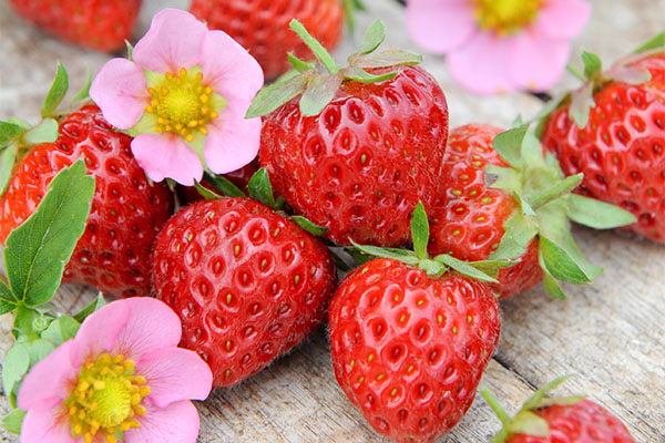 Strawberry Just Add Cream
