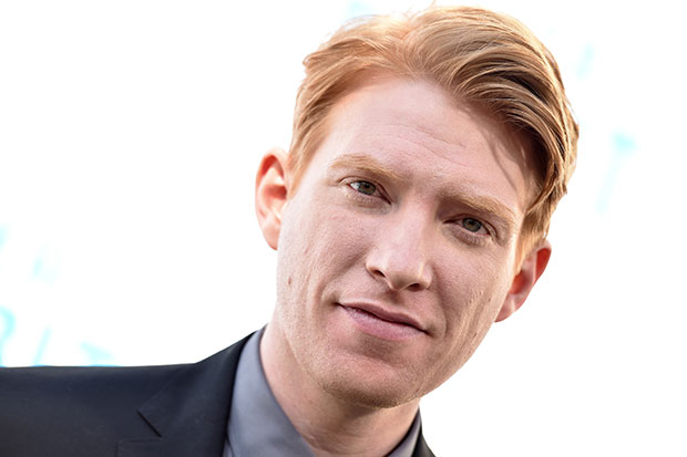 Star Wars Hux actor Domhnall Gleeson on allergic berry ...