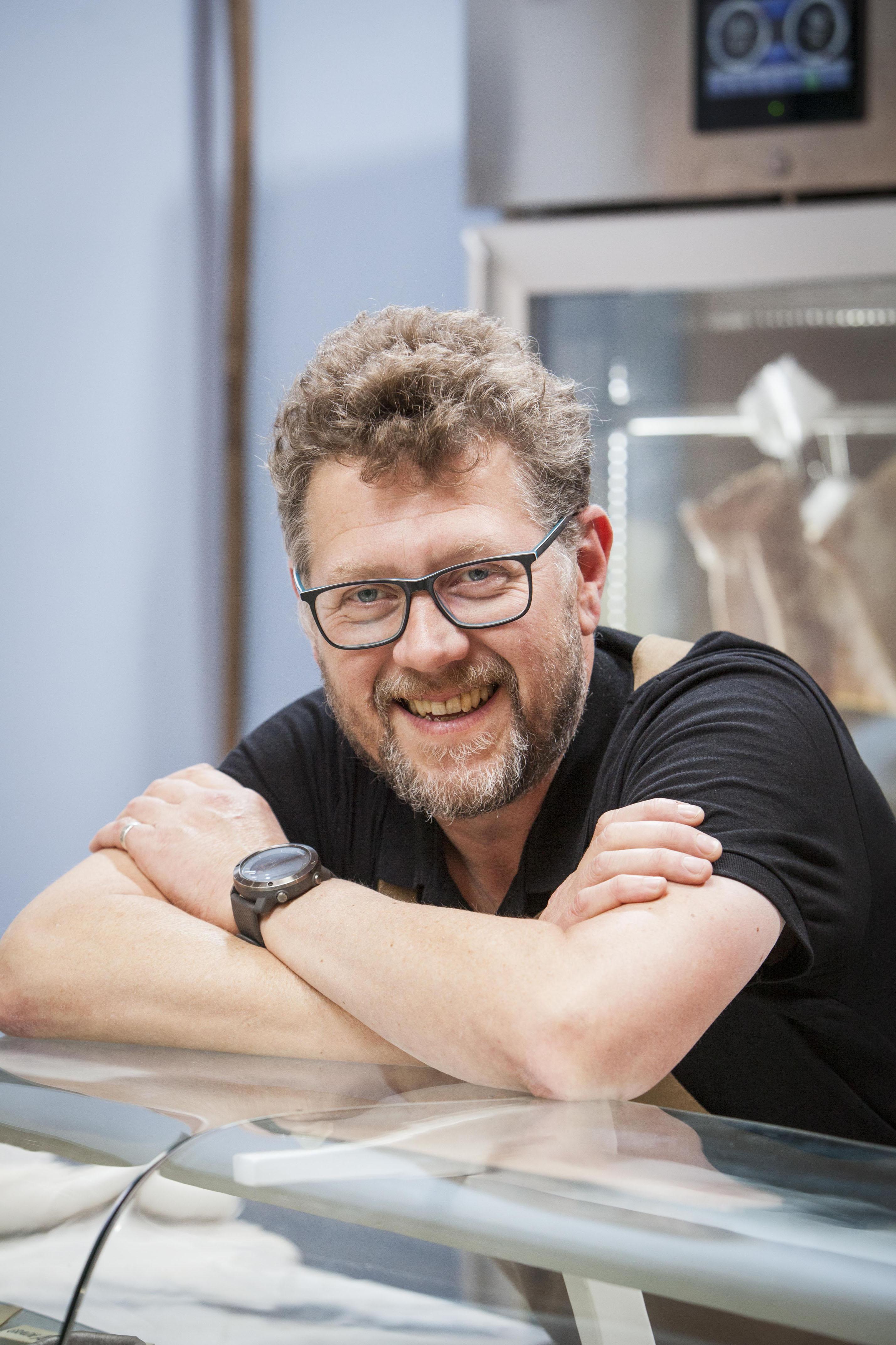 Chris Wildman, Top of the Shop (BBC, EH)