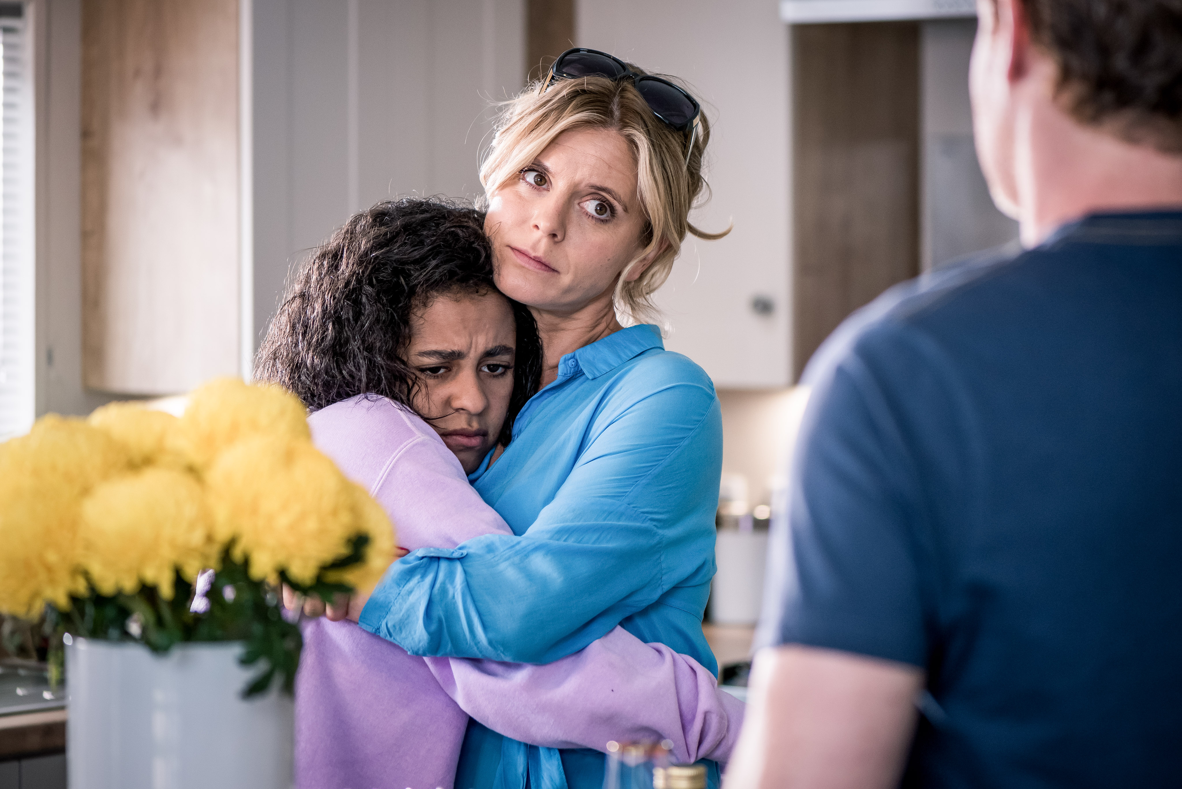Olive Gray and Emilia Fox, Home from Home (BBC, EH)