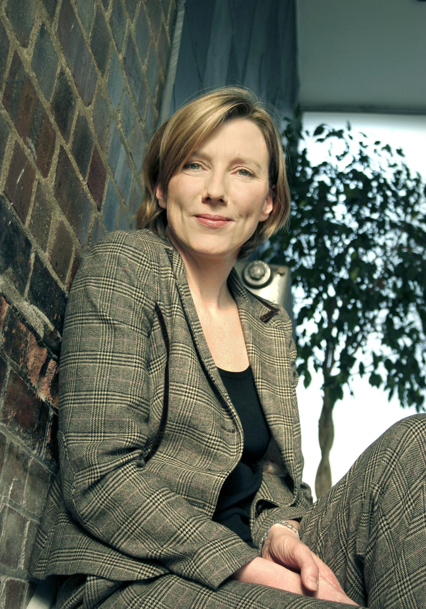 Sarah Montague (BBC, EH)