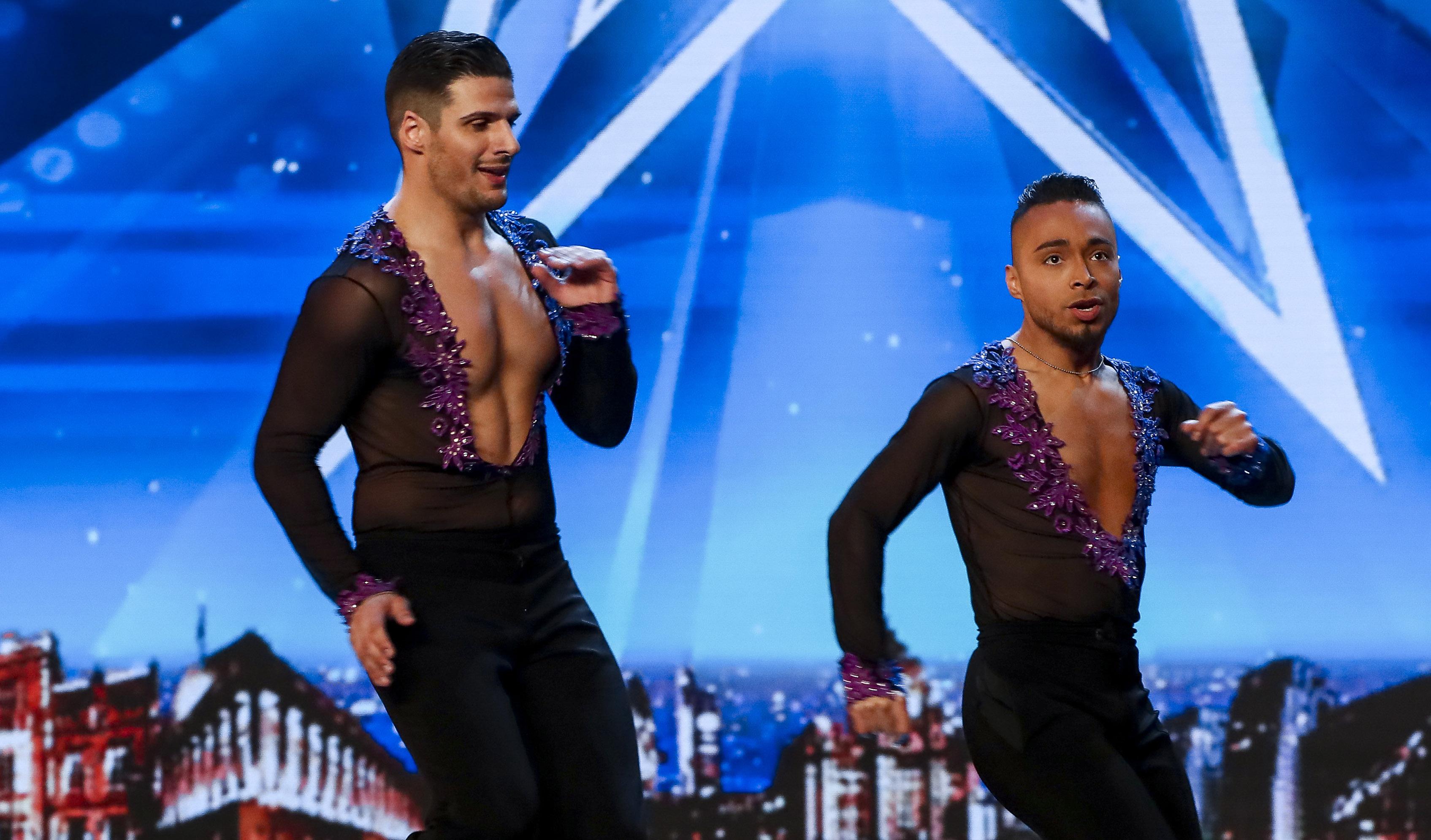 Britain's Got Talent David and Javier