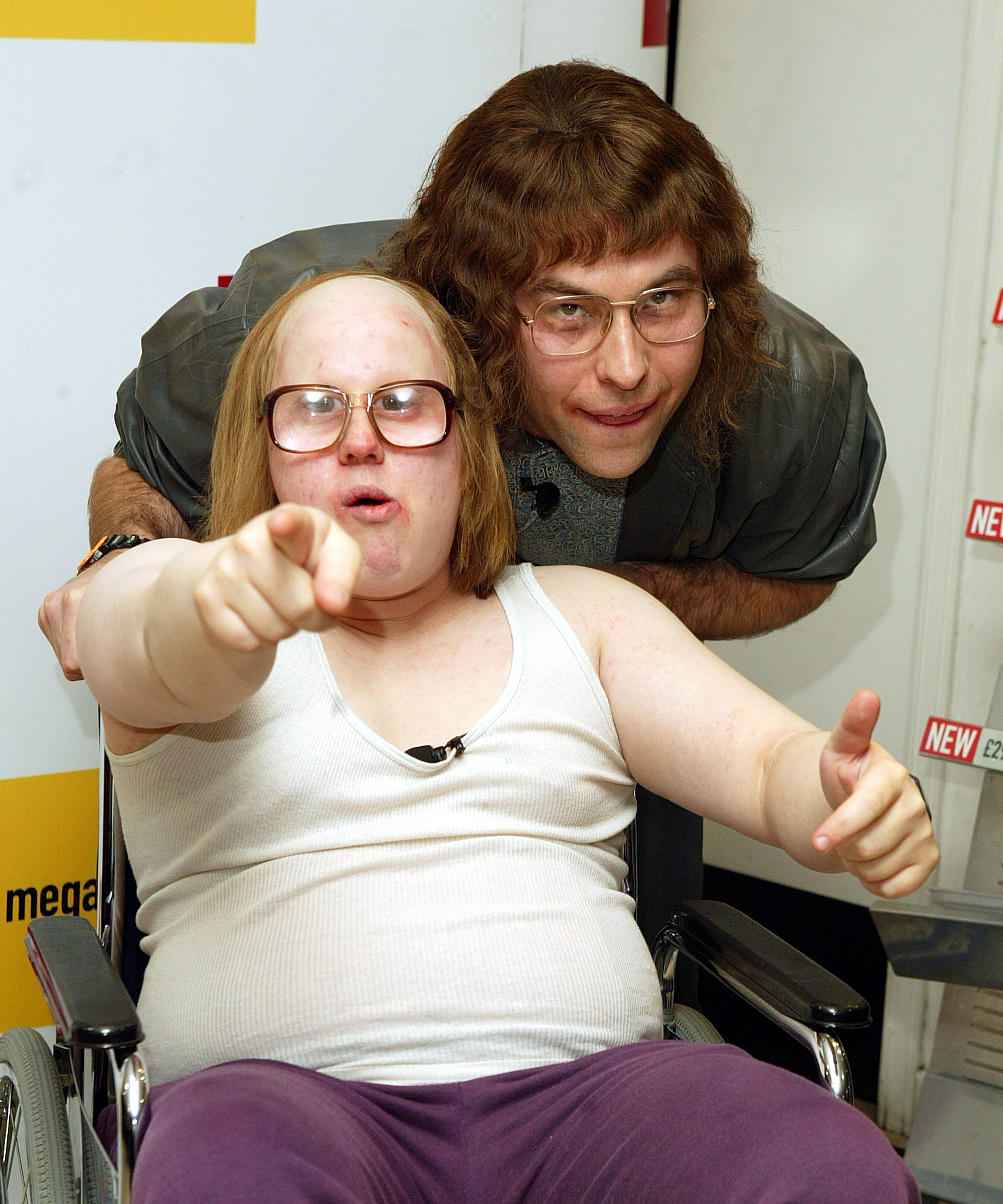 Matt Lucas and David Walliams, Little Britain (Getty, EH)