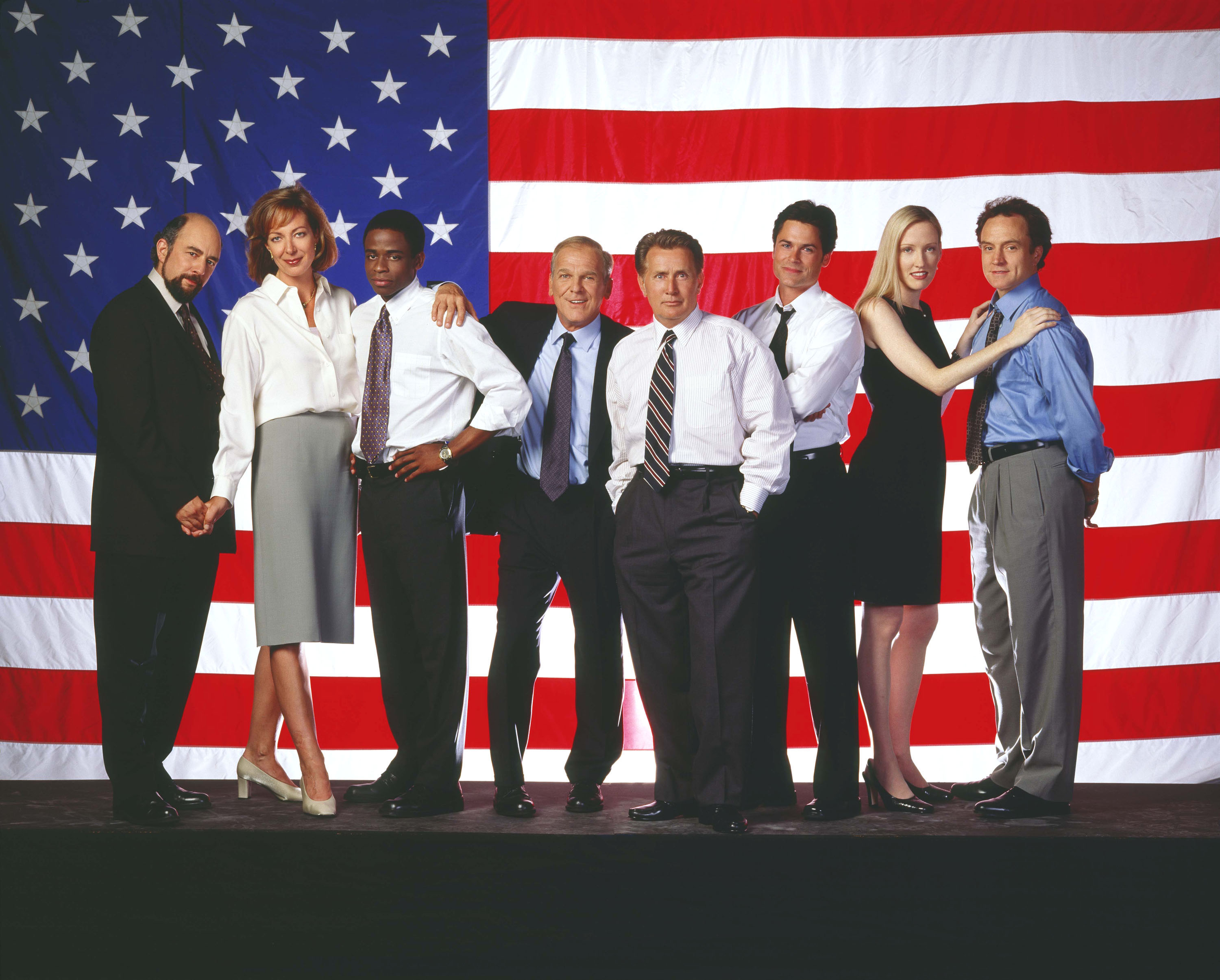 West Wing gang