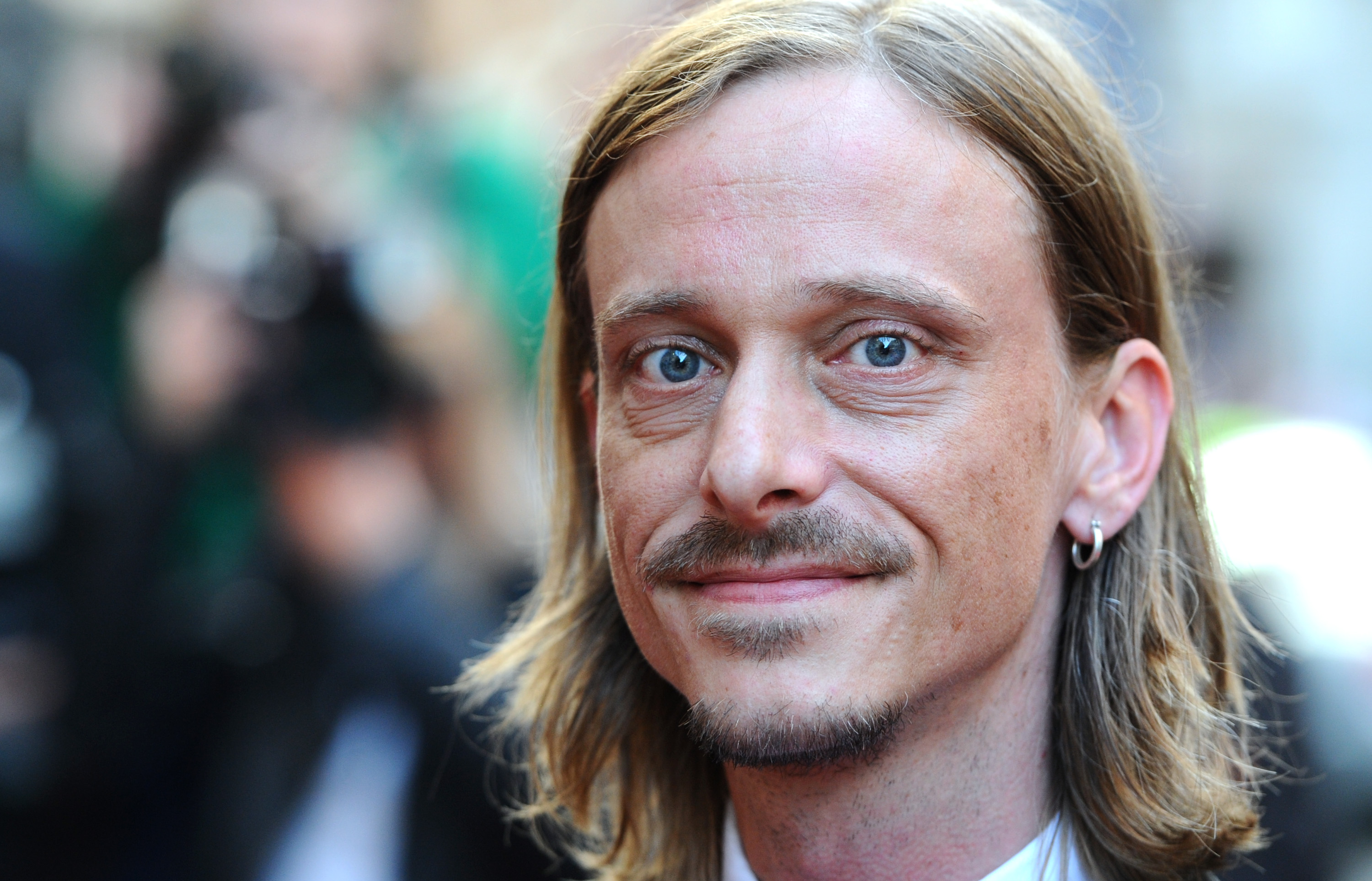 LONDON, ENGLAND - SEPTEMBER 02:  Mackenzie Crook attends the GQ Men of the Year awards at The Royal Opera House on September 2, 2014 in London, England.  (Photo by Anthony Harvey/Getty Images)