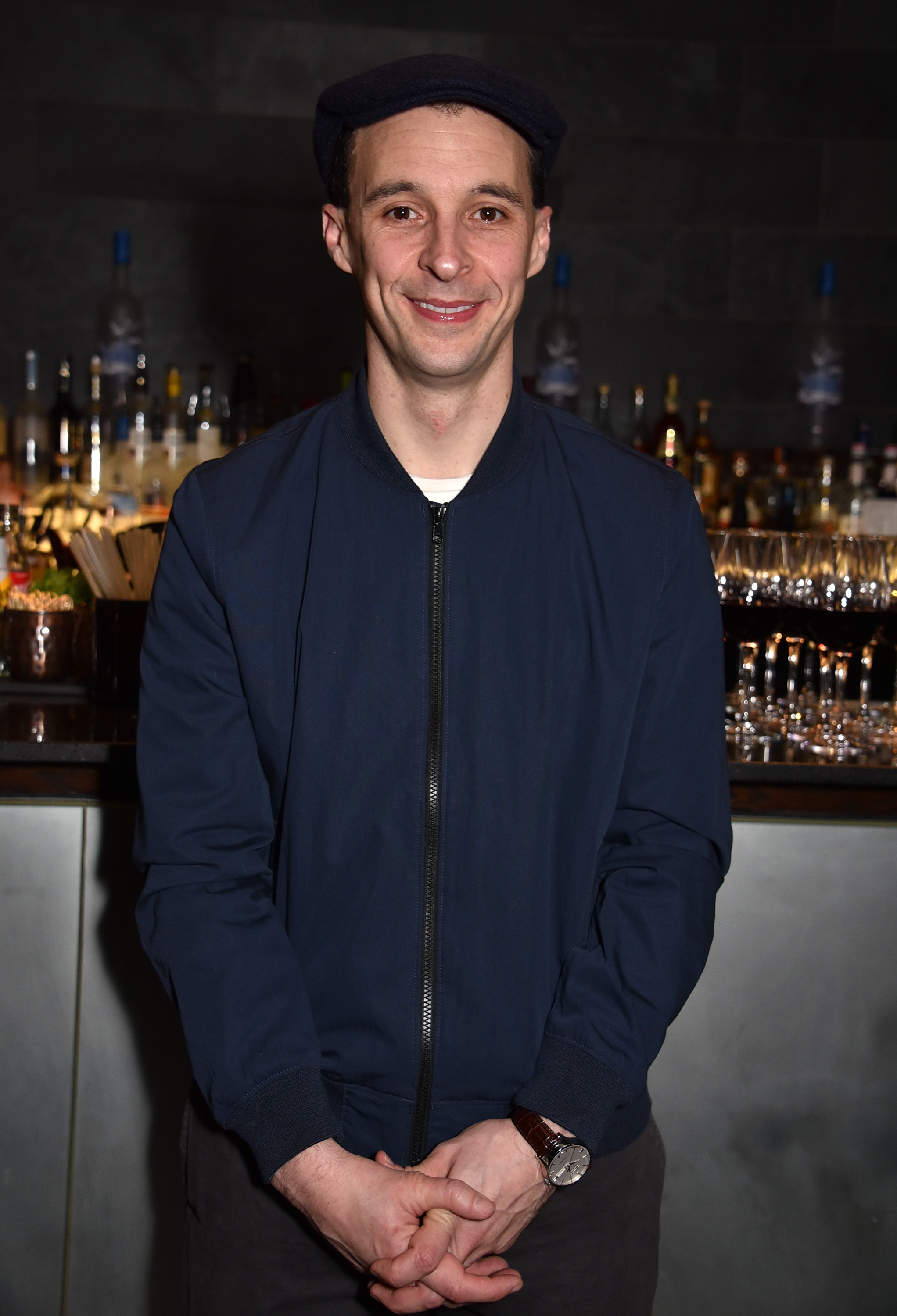 "LONDON, ENGLAND - JANUARY 18: Tom Vaughan-Lawlor attends the press night after party for ""The Birthday Party"" at Mint Leaf on January 18, 2018 in London, England. (Photo by David M. Benett/Dave Benett/Getty Images)"