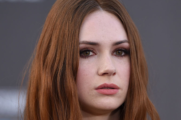 """Karen Gillan on her fighting skills: """"I feel I could take out a man on the street"""""""