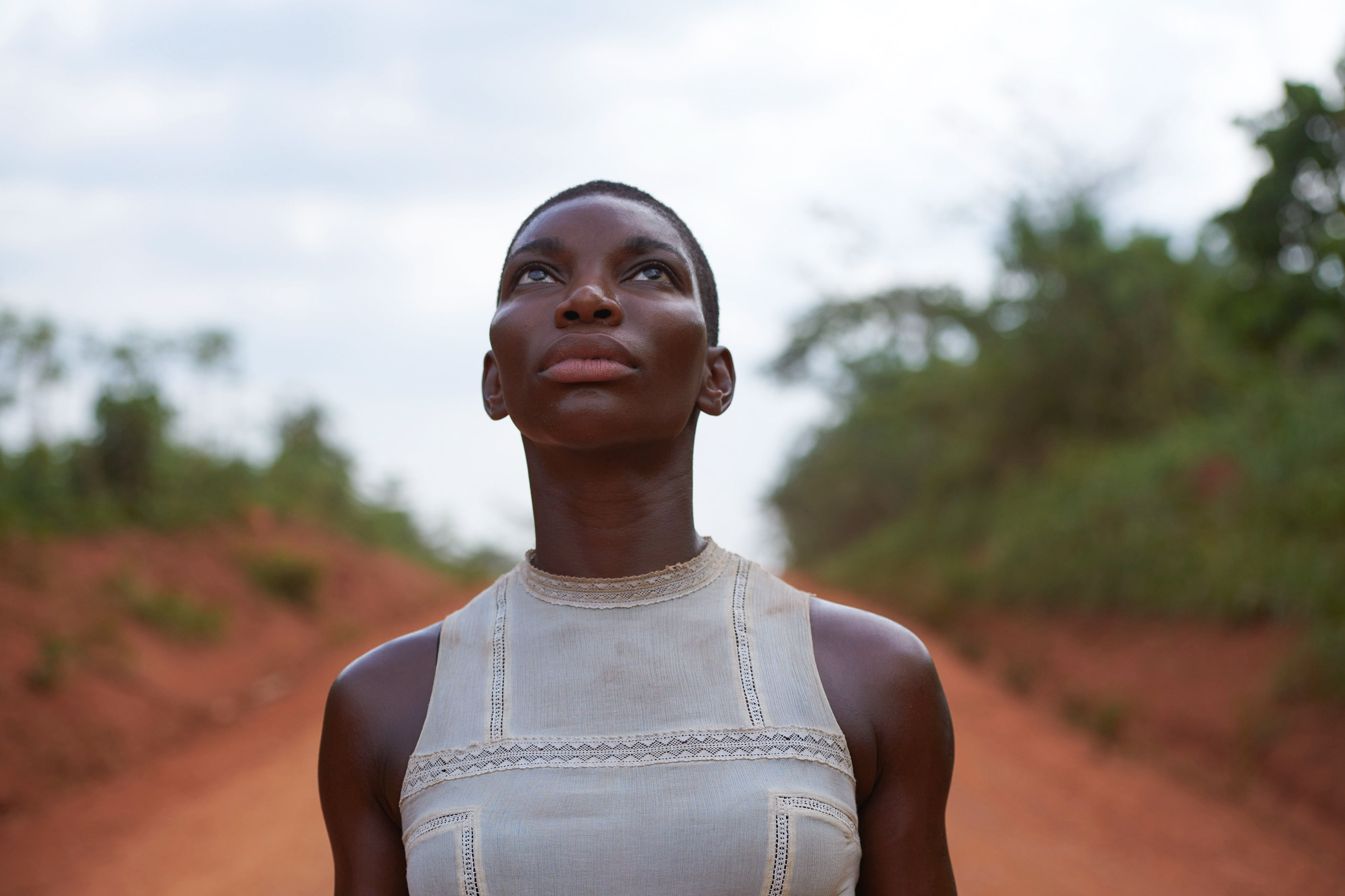 WARNING: Embargoed for publication until 21:00:00 on 30/04/2018 - Programme Name: Black Earth Rising  - TX: n/a - Episode: Black Earth Rising - 'First Look' (No. n/a) - Picture Shows: **STRICTLY EMBARGOED UNTIL 21:00 HOURS ON MONDAY 30TH APRIL 2018** Kate Ashby (MICHAELA COLE) - (C) Drama Republic - Photographer: Des Willie