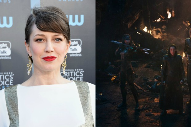Fargo's Carrie Coon to play crucial Avengers: Infinity War villain